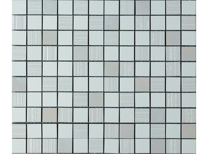 Paul Ceramiche Flair Mosaico Bianco Mosaico