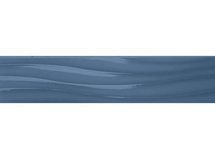 Paul Ceramiche Flair Formella Waves Blu