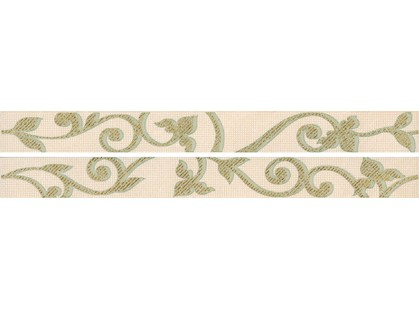 Paul Ceramiche Royal List. Damasco Marfi-Verde