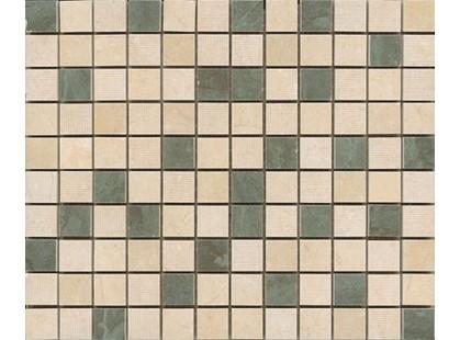 Paul Ceramiche Royal Mosaico Marfil-Verde