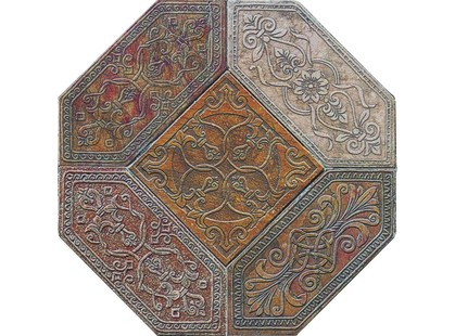 Petra Antiqua Acqueforti tiles Ducale 1