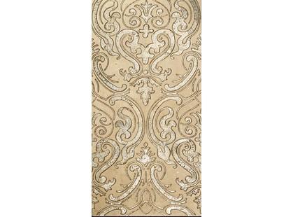 Petra Antiqua Acqueforti tiles Haral Fondo Oro/Decoro Biancone