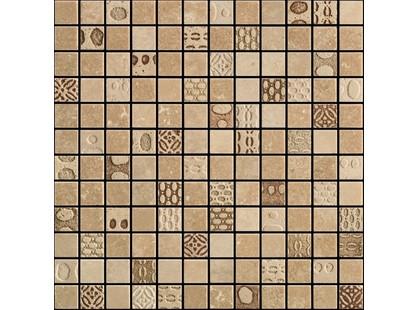Petra Antiqua Mosaico Chandra Trav. Chiaro Patine 2