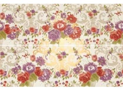 Petracer`s Primavera Romana Fioritura Oro Su Bianco (2 pezzi)