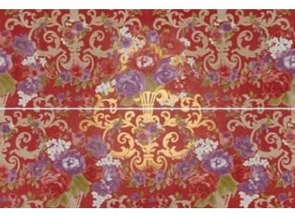 Petracer`s Primavera Romana Fioritura Oro Su Rosso (2 pezzi)