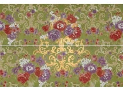 Petracer`s Primavera Romana Fioritura Oro Su Verde (2 pezzi)
