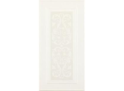 Piemme Valentino Boiserie Decoro Bianco 11