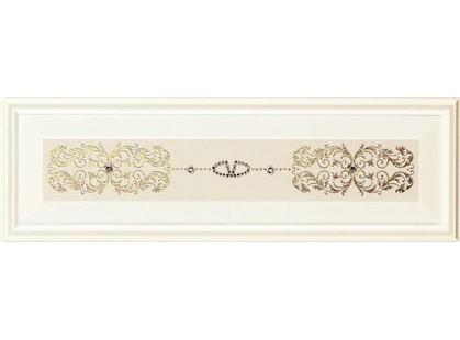 Piemme Valentino Boiserie Bianco rilievo V 11