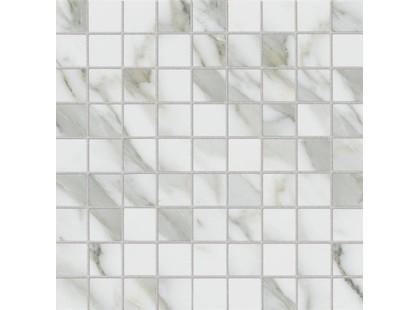 Piemme Valentino Marmi Reali Levigato Calacatta Mosaico 9,5