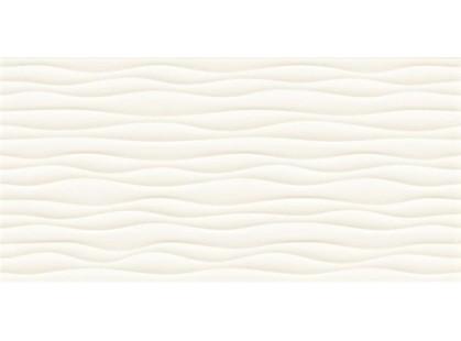 Piemme Valentino Satin Bianco Wave 11
