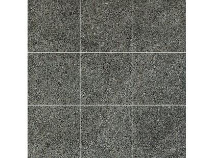Piemmegres Natural Nat Black Mosaico 9,5