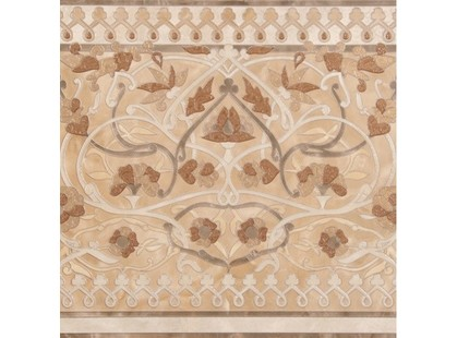 Plaza Silk Lateral Beige