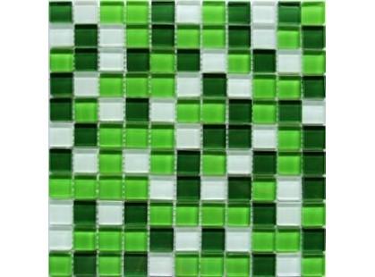 Polcolorit Arco стекло Crystal White Green