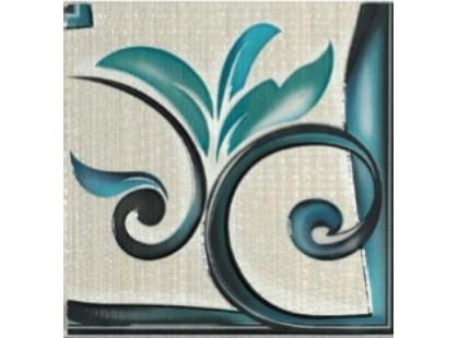 Porcelanite Dos 421 Taco  Azul/Perla