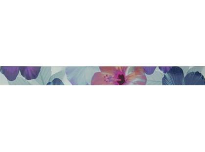 Porcelanite Dos 7009 Cen.Azul/Gris/Malva Hibiscus