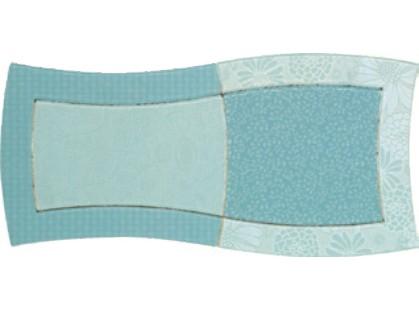 Porcelanite Dos Serie 9001 Composicion  Aqua~turquesa Vidre II