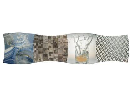 Porcelanite Dos Serie 9001 Composicion  Blanco Crystal III 20x80