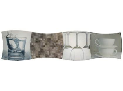 Porcelanite Dos Serie 9001 Composicion  Blanco Crystal III 20x80-3