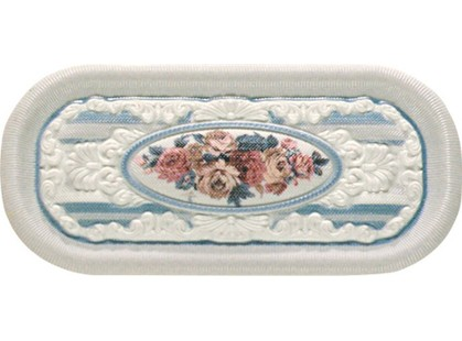 Porcelanite Dos 9010 Inserto Versailles Azul