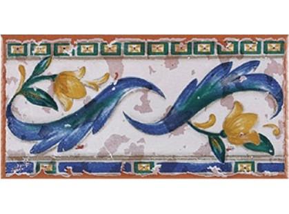 Porcelanite Dos Serie 605 Cenefa Bianca Rubi