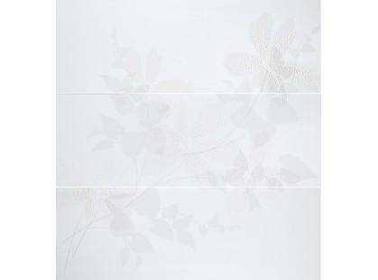 Porcelanosa Decorados Flower Blanco  p3470284