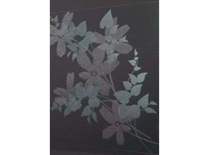 Porcelanosa Glass Flower Antracita