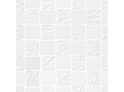 Porcelanosa Vetro Mosaico Vetro Blanco