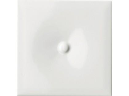 Rex Ceramiche Capitonne Bianco