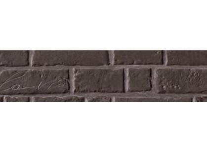 Rex Ceramiche Metrowall Nero 7,6x30,4