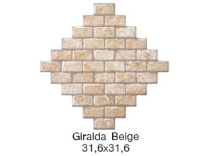 Ceramica gomez Giralda Beige