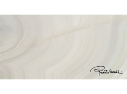 Roberto Cavalli Home Agata Azzurro Lapp/Rett Firma
