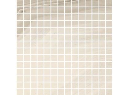 Roberto Cavalli Home Agata Mosaico Bianco Lapp/Rett