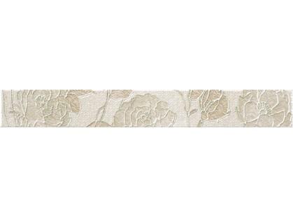 Rocersa ceramic Aura Cenefa Fleurs Beige