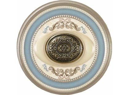 Rocersa ceramic Azahara Inserto Fatima Gris