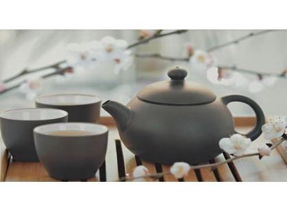 Rocersa ceramic Balance Decorado Feng A Blanco