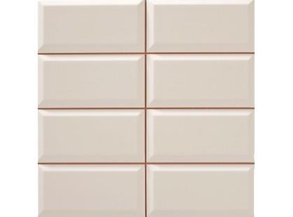 Rocersa ceramic Diamond Mix 4x2 Blanco