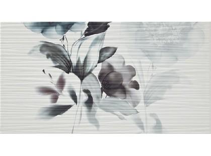 Rocersa ceramic Fuji Dec. Shadow A Blanco