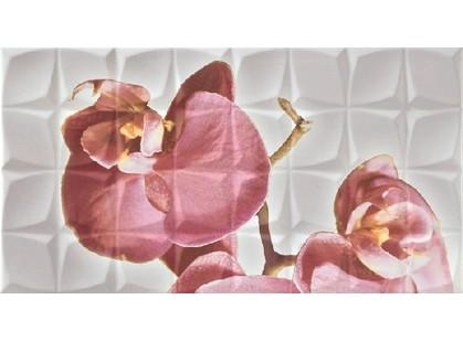 Rocersa ceramic Glamour Dec. Orchid C Blanco BLN
