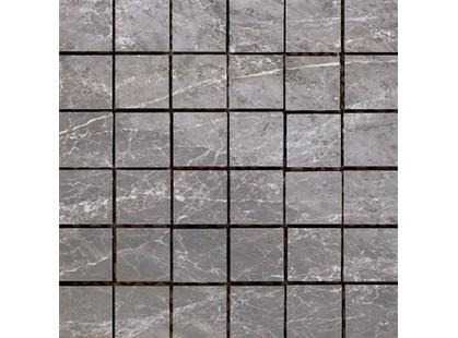 Saime ceramiche Maxima Lappato Rettificato Earth Grey Mosaico 10,5