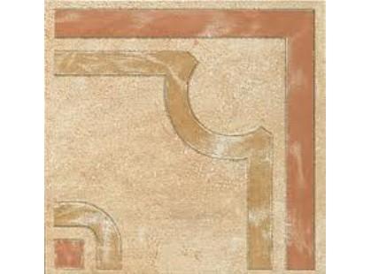 Saime ceramiche Montalcino Ocra Rosone (207799)