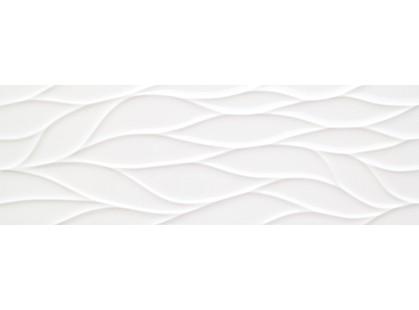 Saloni Ceramica Destil Fluctus Blanco