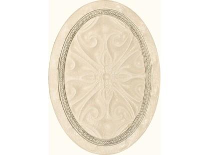 Saloni Ceramica Liberty Inserto Nouveau Marfil
