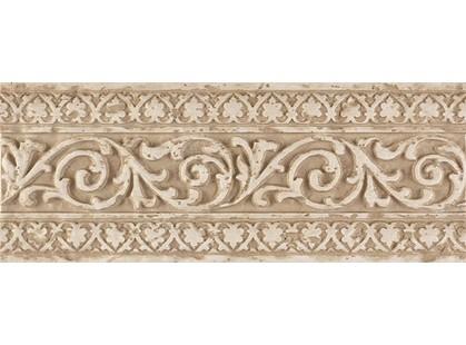 Saloni Ceramica Tivoli Listelo Blason Crema