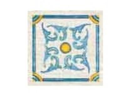 Savoia Cotto-Meditteraneo Procida Blu Ang Fas