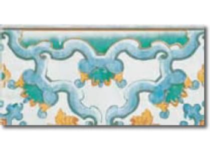 Savoia Cotto-Meditteraneo C.Med. Fascia Deco Blu