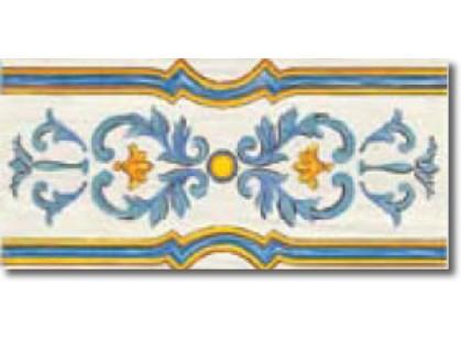 Savoia Cotto-Meditteraneo FA3296  Fascia Procida Blu