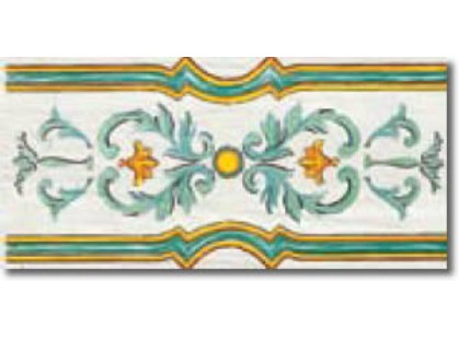 Savoia Cotto-Meditteraneo Fascia Procida Verde