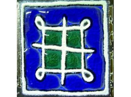 Savoia Maioliche Vesuviane Maioliche Tozz. Verde/Blu 3