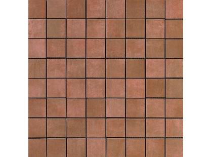 Serenissima Cir Anni 70 Coccio Mosaico Tessera 5.7x5.7 10