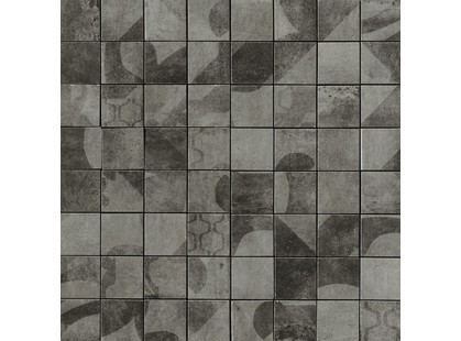 Serenissima Cir Anni 70 Tamarindo Mosaico Tessera Mix 5.7x5.7 10